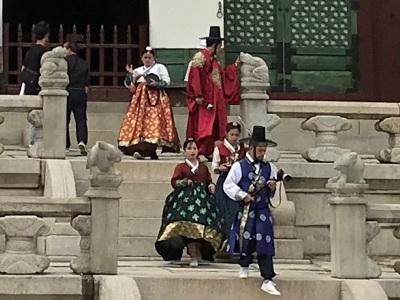 景福宮の四神と十二支