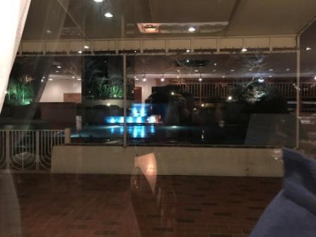 ホテルワイナリーヒルのプール